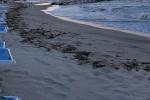 Mareggiate, danni e spiagge ridotte all'osso