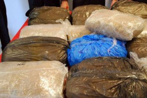 Marijuana sequestrata Chieti