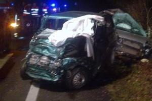 Le auto coinvolte nellincidente in cui e morta la studentessa di Montefranco
