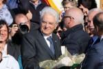 """Mattarella: """"Dobbiamo sostenere la ricostruzione"""""""