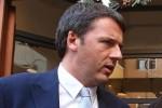 Matteo Renzi Abruzzo Pd