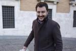 """Salvini: """"Se il programma è buono a figli si aggiungono altri figli"""""""