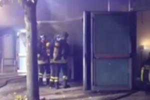 Megà Pescara incendio discoteca