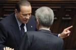 Monti Berlusconi spread