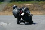 Motociclista senza patente casacanditella nove contravvenzioni
