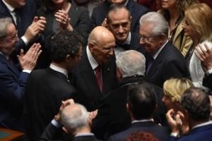 Napolitano Presidente