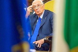 Napolitano governo