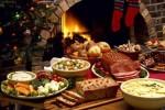 Natale mangiare cena