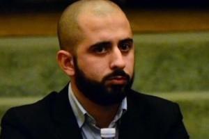 Nico Barone casapound LAnciano