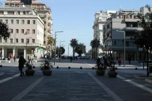 Nuova Pescara piazza primo maggio salotto