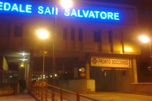 Ospedale San Salvatore L'Aquila Notte Abruzzo Notizie Ambulanza Pronto Soccorso