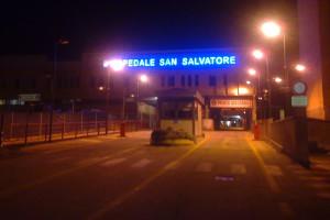 Ospedale san Salvatore L'Aquila Notte Abruzzo Notizie
