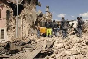 Paganica Terremoto