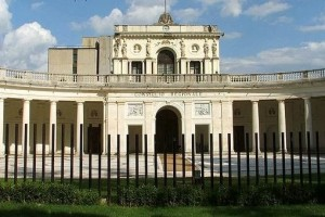 Palazzo emiciclo consiglio regionale Abruzzo L'Aquila