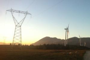 Pale eoliche elettrodotto Abruzzo Notizie
