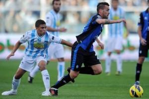 Pescara Atalanta Quintero