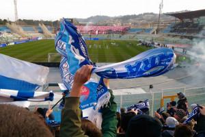 Pescara Calcio stadio Adriatico curva Nord tifosi ultras Abruzzo Notizie (1)