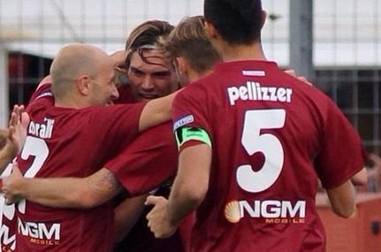 Pescara a due facce, il Cittadella vince in rimonta