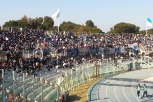 Pescara calcio curva Nord stadio Adriatico