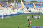 Il Pescara acciuffa il pari a tempo scaduto