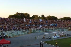 Pescara stadio adriatico curva nord tifosi