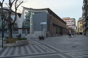 Piazza Merci zona Pescara Abruzzo Notizie