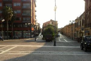 Piazza Unione corso manthonè via delle Caserme Pescara Abruzzo Notizie