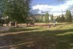 Piazza d'Armi L'Aquila pista atletica