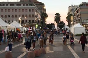 Piazzadella Rinascita Salotto Pescara festa Abruzzo Notizie