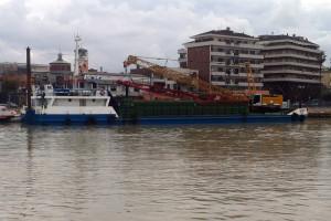 Porto Pescara dragaggio barche nave ormeggio fiume mare Abruzzo Notizie (7)