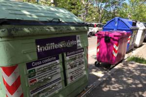 Raccolta differenziata rifiuti immondizia riciclaggio cassonetti Attiva Pescara Abruzzo Notizie (1)