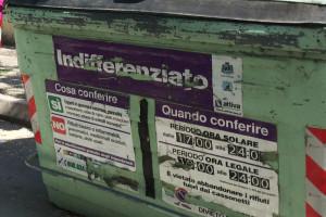 Raccolta differenziata rifiuti immondizia riciclaggio cassonetti Attiva Pescara Abruzzo Notizie (3)