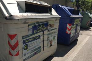 Raccolta differenziata rifiuti immondizia riciclaggio cassonetti Attiva Pescara Abruzzo Notizie (5)
