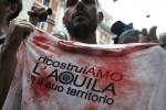 Ricostruzione, opinioni discordanti sulla protesta romana L'Aquila Roma