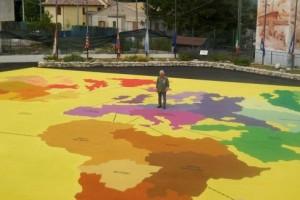 RisiKo più grande del mondo Sant'eufemia a maiella