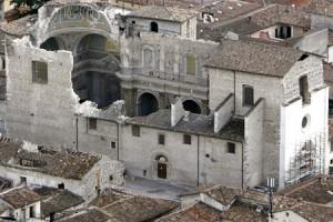 Santa-Maria di Paganica restauro