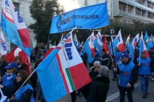 Sciopero Pescara