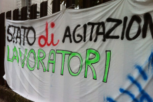 Sciopero stato agitazione lavoratori protesta disoccupazione lavoro Licenziamenti Abruzzo Notizie (1)