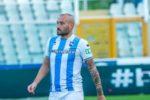 Pescara vincente e Scognamiglio eroe. Reggiana sconfitta
