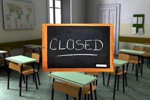 Scuola chiusa neve maltempo vuota Abruzzo Notizie