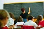 Scuola professore alunni
