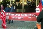 Sixty Chieti protesta Chiodi