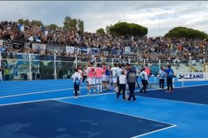 Stadio Adriatico Curva Pescara calcio Abruzzo Notizie