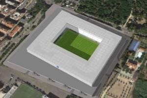 Stadio Adriatico nuovo