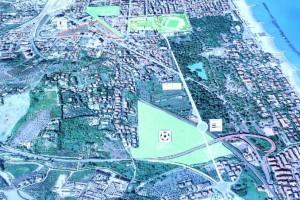 Stadio Adriatico nuovo progetto