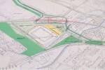 Stadio Adriatico nuovo progetto mappa