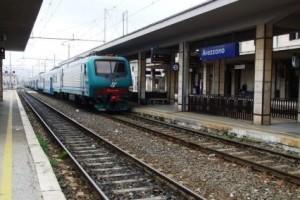 Stazione Avezzano ferrovie treni