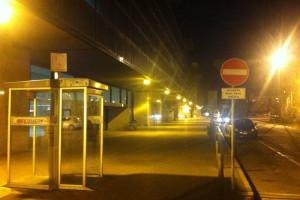 Stazione Pescara notte area risulta Abruzzo Notizie