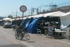 Stazione mercato senegal marocchini
