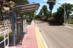 Strada Parco Pescara filovia filò pensilina Abruzzo Notizie (2)